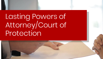 Lasting powers of attorney